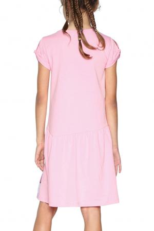 cf070e634dc DESIGUAL - Dívčí šaty s potiskem