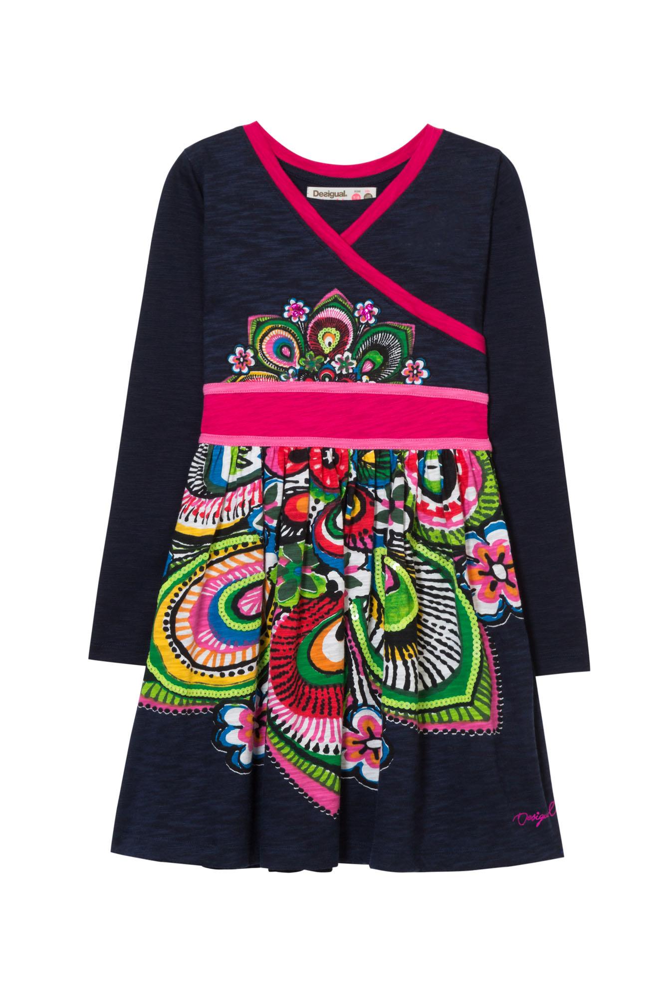 a4b550377b58 DESIGUAL - Dětské dívčí šaty